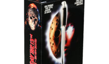 NECA Friday The 13th Part VII: The New Blood Ultimate Jason Voorhees Packaging.