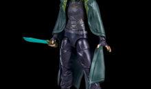 Marvel Legends Loki TV Series Sylvie Revealed