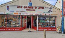 Comic Shop Recommendations: M T Games Ltd.
