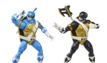 Hasbro Officially Reveal their TMNT X Power Ranger Line!