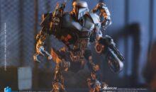 Hiya Toys Robocop 2 Cain Revealed!