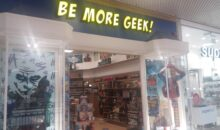 Comic Shop Recommendations: Be More Geek
