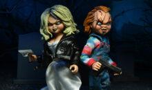 NECA Retro Bride of Chucky Two-Pack Details.