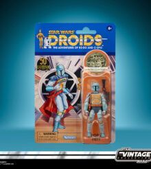 Hasbro Star Wars Droids Black Series and Vintage Collection Figures Revealed