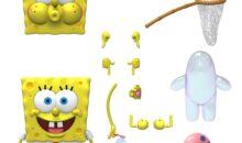 Super 7 Ultimate Spongebob Squarepants Figures.