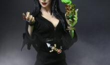 NECA Retro Elvira Revealed
