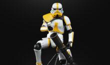 Star Wars Black Series The Mandalorian Artillery Stormtrooper Reveal.